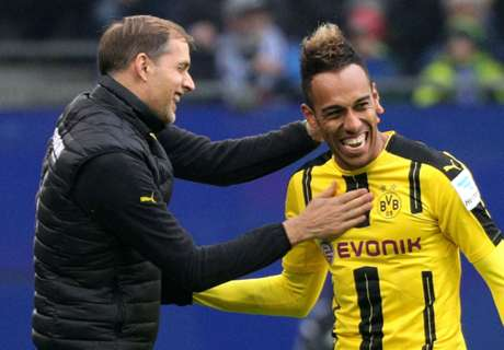 Aubameyang: Four goals to say sorry