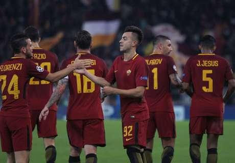 UEFA Tutup Kasus Rasisme AS Roma