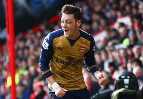 Ratings: Bournemouth 0-2 Arsenal