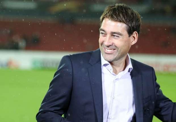 Anderlecht coach Rene Weiler