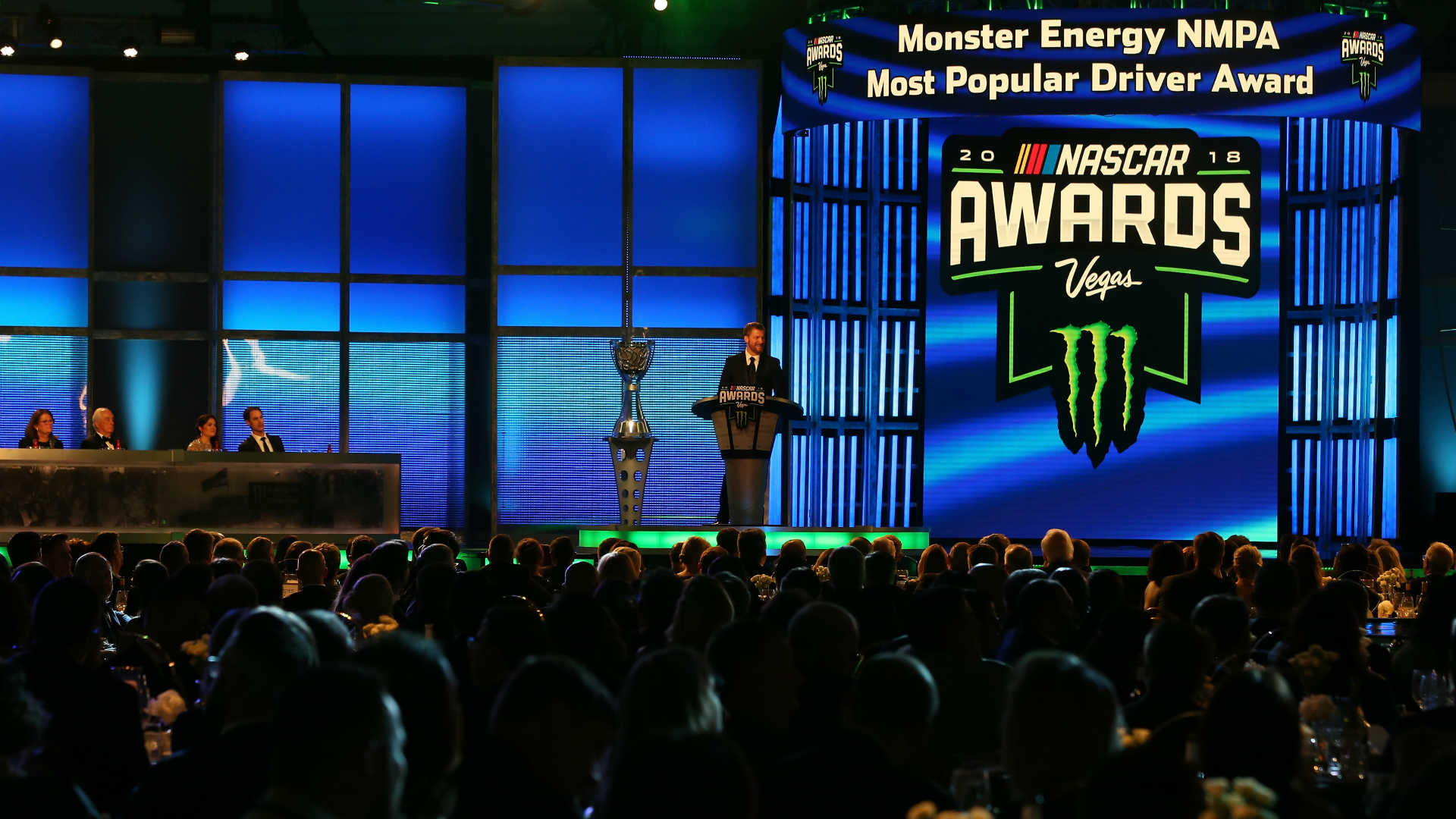 NASCAR Champions Week moves to Nashville