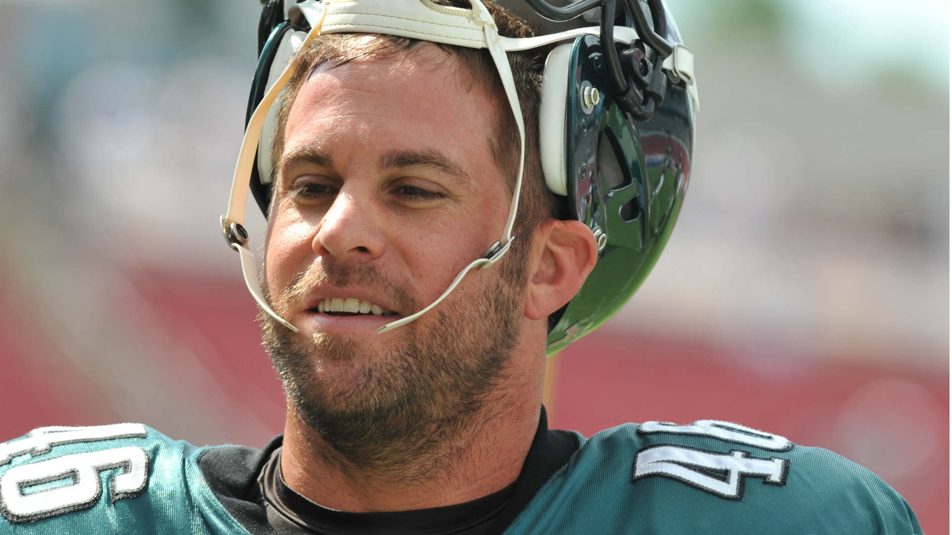 Eagles honor Jon Dorenbos with Super Bowl ring, even though he was traded away