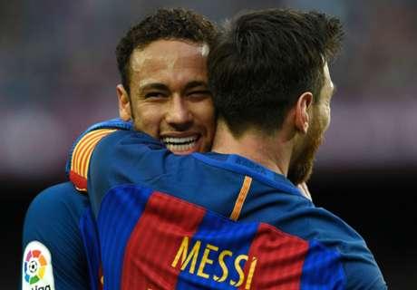 Um Neymar mais... generoso