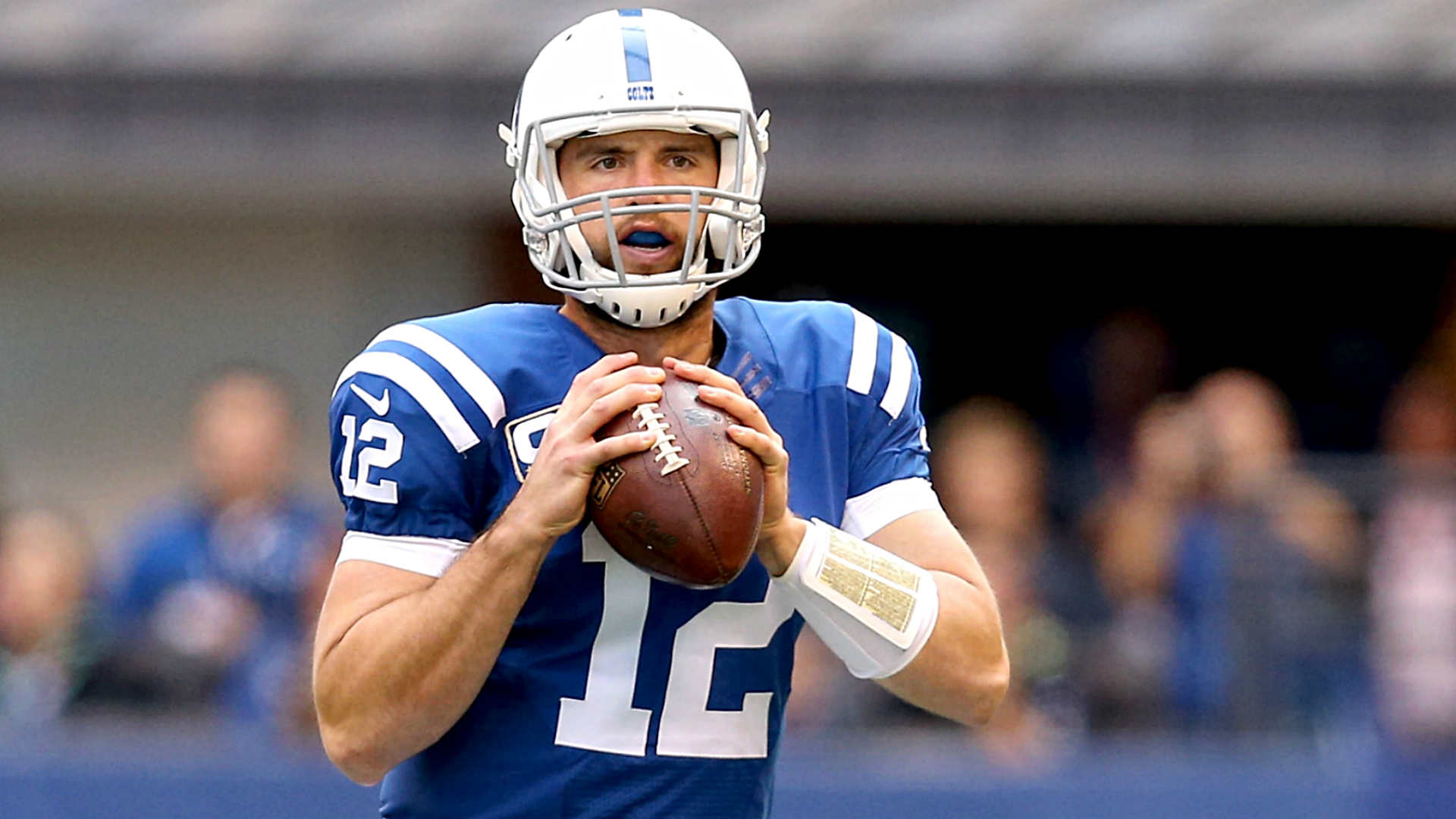 Colts owner Jim Irsay offers vague update on Andrew Luck