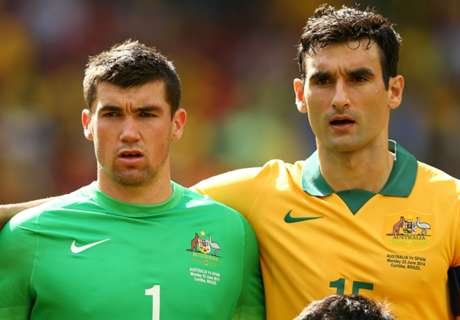 Jedinak, Ryan return for Socceroos