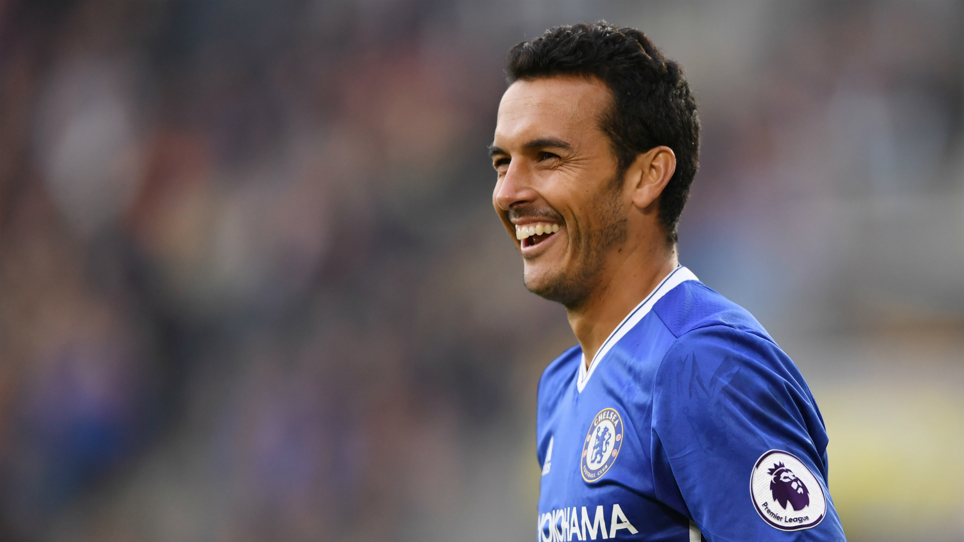 Pedro held summer talks with Barcelona but remains happy at Chelsea