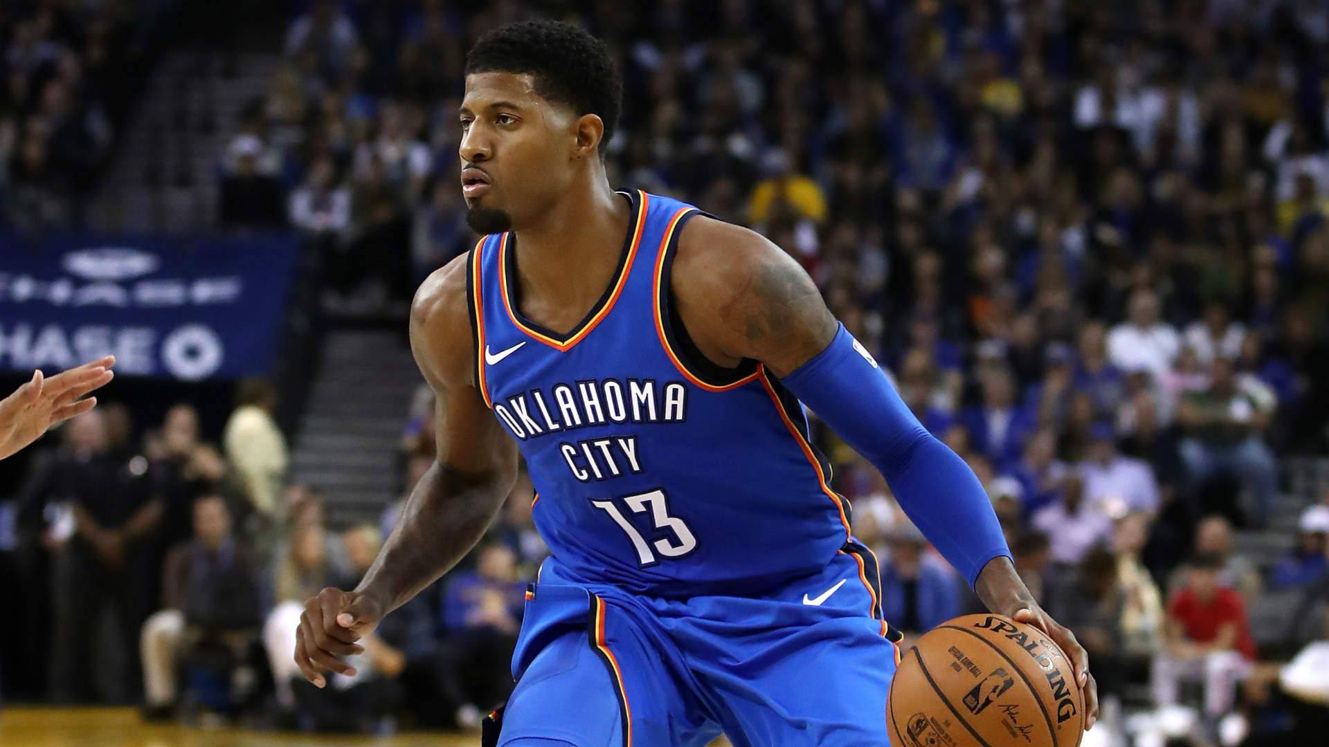 Paul George: L.A. 'is where I wanted to go'