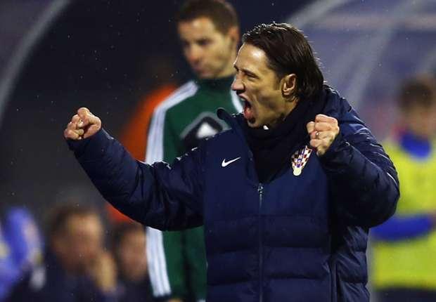 Kovac hails 10-man Croatia's character