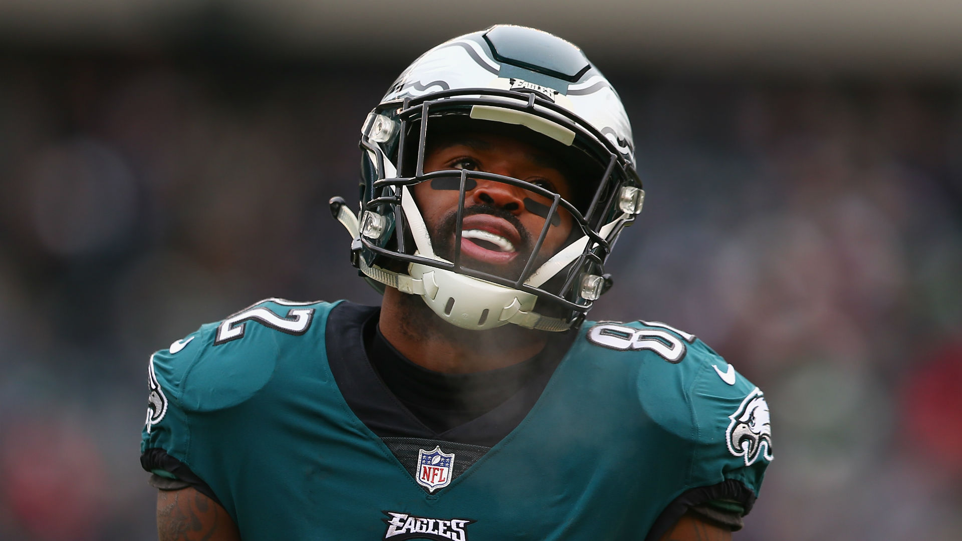 Philadelphia Eagles will miss having Torrey Smith at wideout