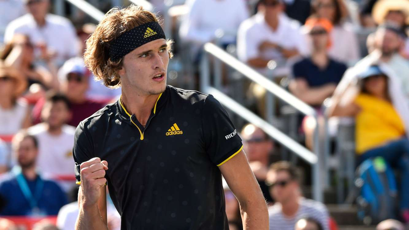Federer sparks injury concerns as Zverev claims Rogers Cup title
