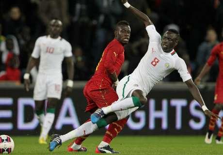 Report: Ghana 1-2 Senegal