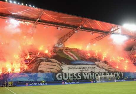 Legia deny anti-Semitic chant claim