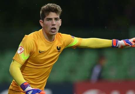 Zidane's son stars for France U-17s