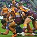 Melbourne Storm Brisbane Broncos - cropped