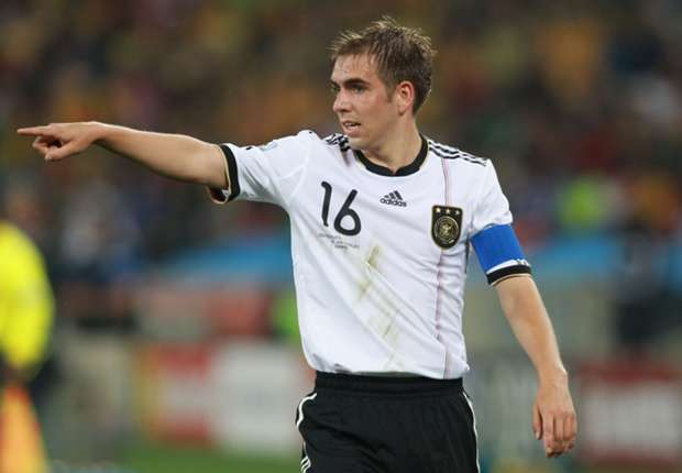Germany 'co-favourites' for the World Cup - Lahm