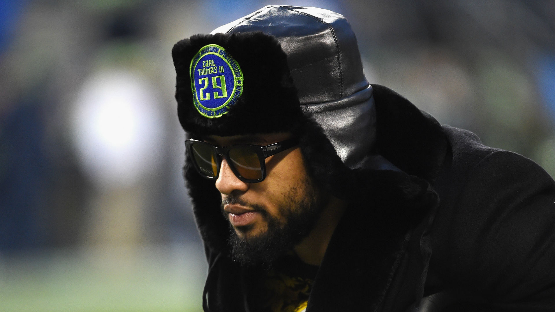 Earl Thomas Russian Seahawks hat has a cool story behind it