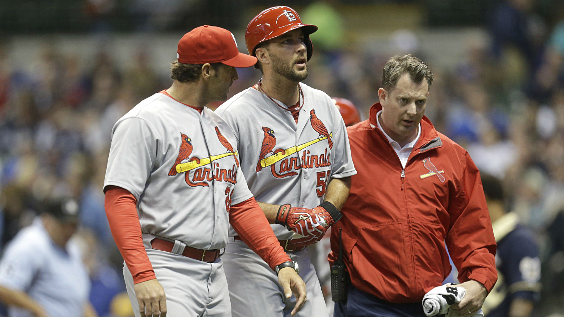 Adam Wainwright likely done for season with Achilles injury