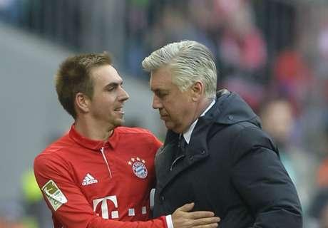 Rampant Bayern thrill Ancelotti