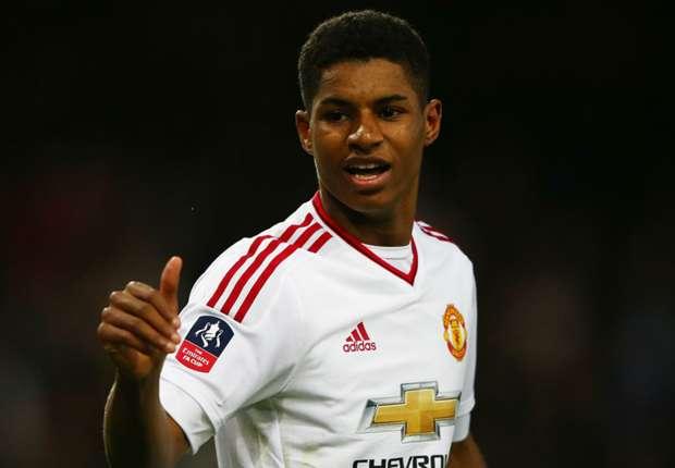 Rashford: I can be Manchester United's No.10