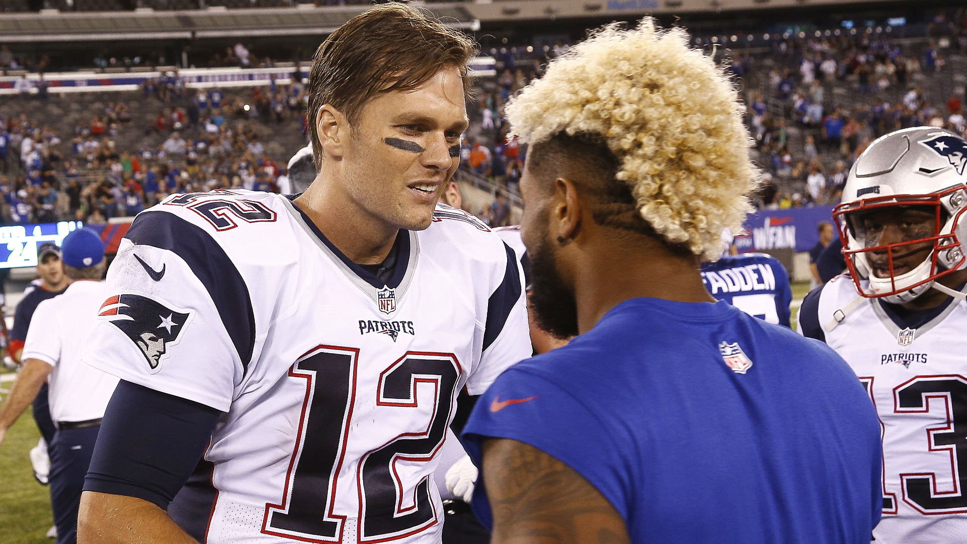 Tom Brady Flips Out at Josh McDaniel on Patriots Sideline
