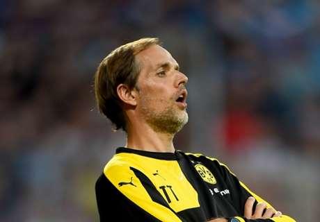 Tuchel pleased by Dortmund fight