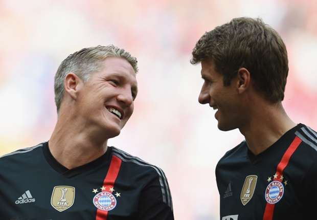 Schweinsteiger: Bayern taking Supercup seriously