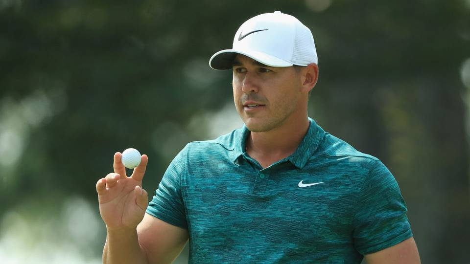 Brooks Koepka wins CJ Cup, moves to No. 1 in world ranking
