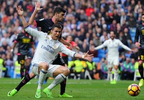 Zidane: Ronaldo isn't anxious