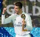 Ronaldo revels in 'dream year'