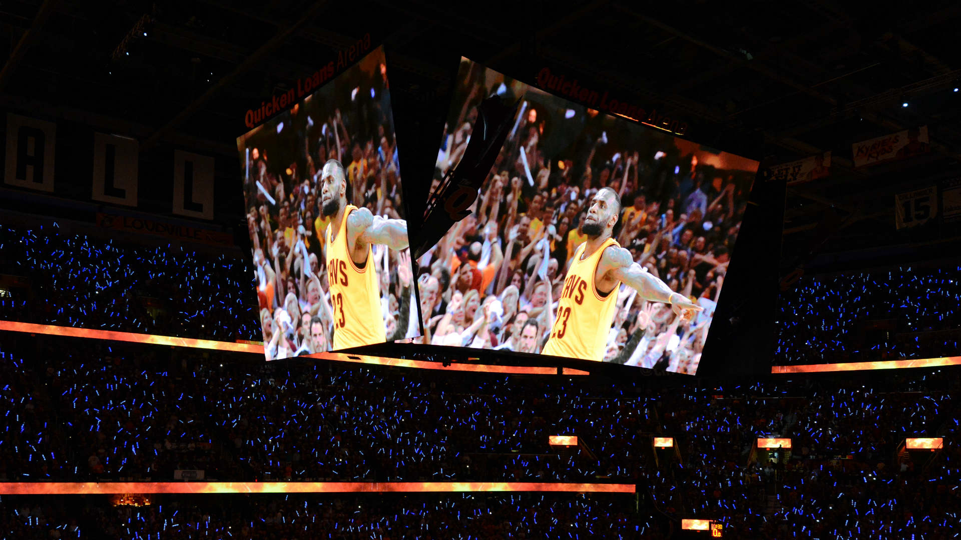 Cavs Clinch East; LeBron to Make 6th Straight Trip to Finals