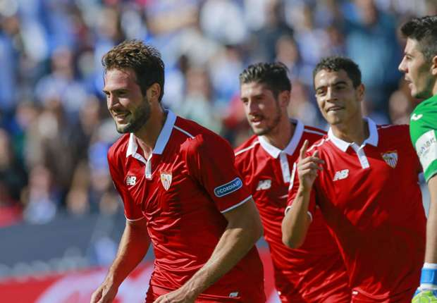 Sevilla win first La Liga away match in 17 months