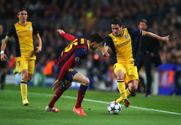 Las curiosidades del Barcelona - Atlético de Madrid
