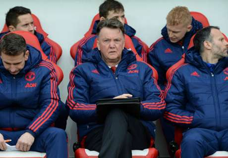 Van Gaal: Europa now a priority