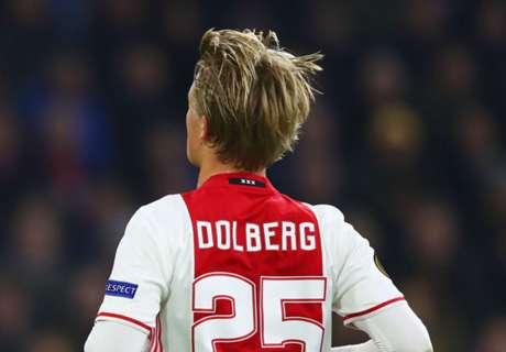 Ajax 2 Copenhagen 0 (3-2 agg)