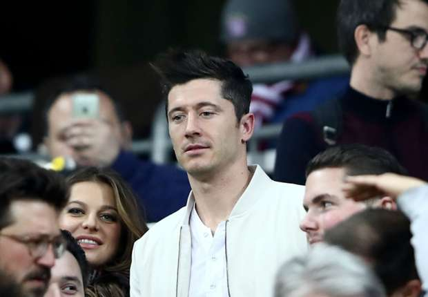 Lewandowski will '100 per cent' return for Bayern in second leg of Madrid clash