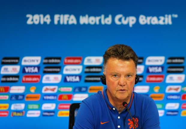 Van Gaal: The weather will affect us