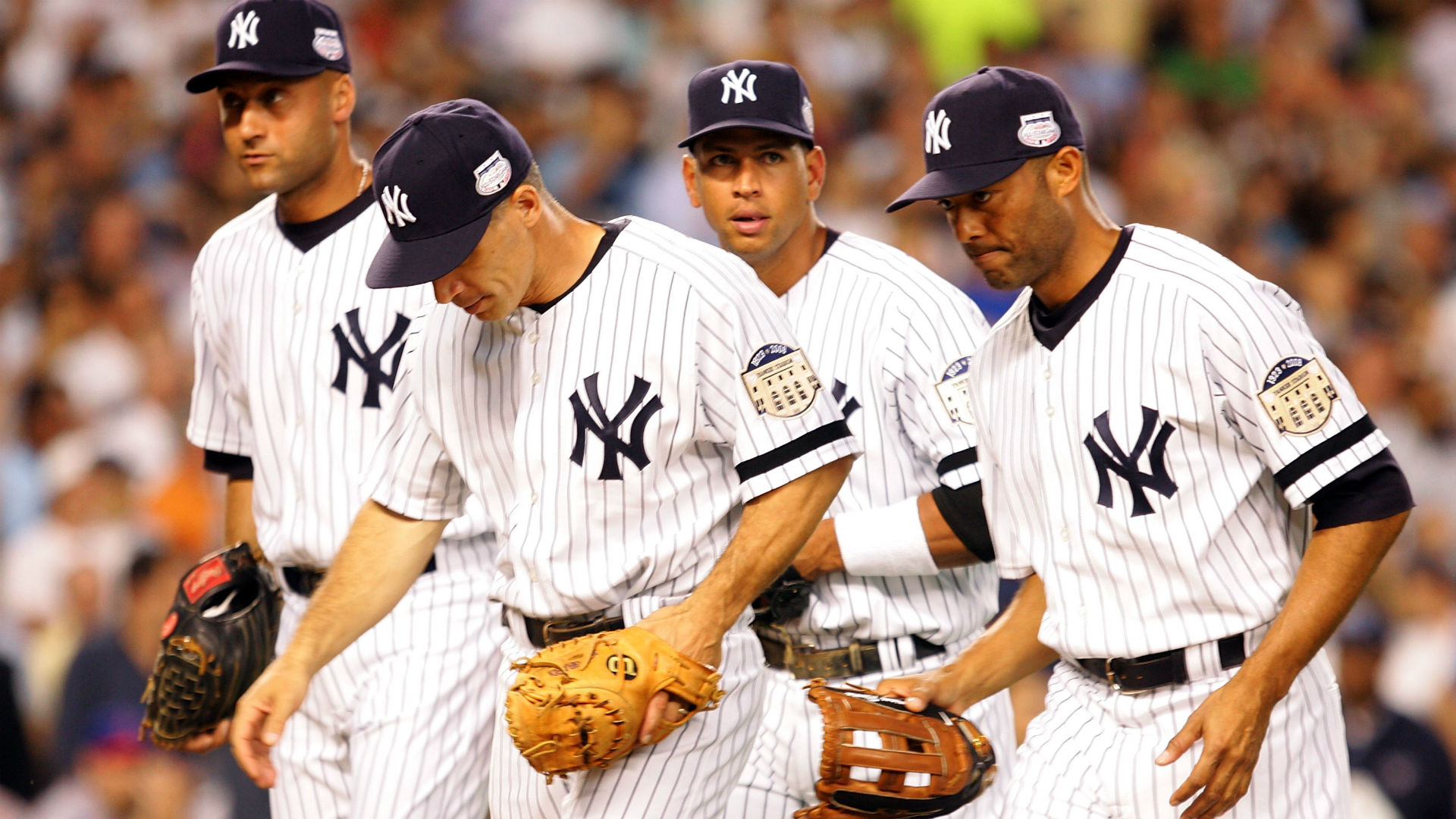 Yankees Greats React To Alex Rodriguezs Final Game In Pinstripes