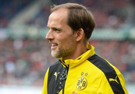 Tuchel thrilled with Dortmund response
