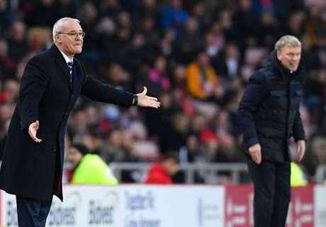 Ranieri admits relegation concerns