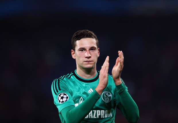 Heldt confident over Draxler future despite Arsenal interest