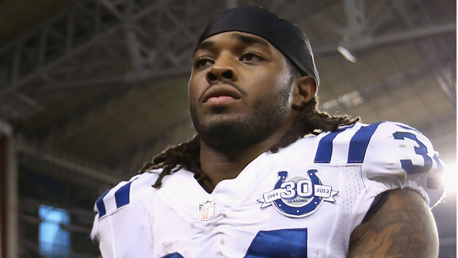 Trent Richardson's odds of making the Raiders roster set at 50/50