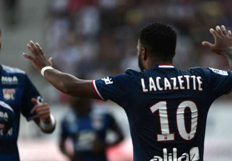 Lacazette open to leaving Lyon