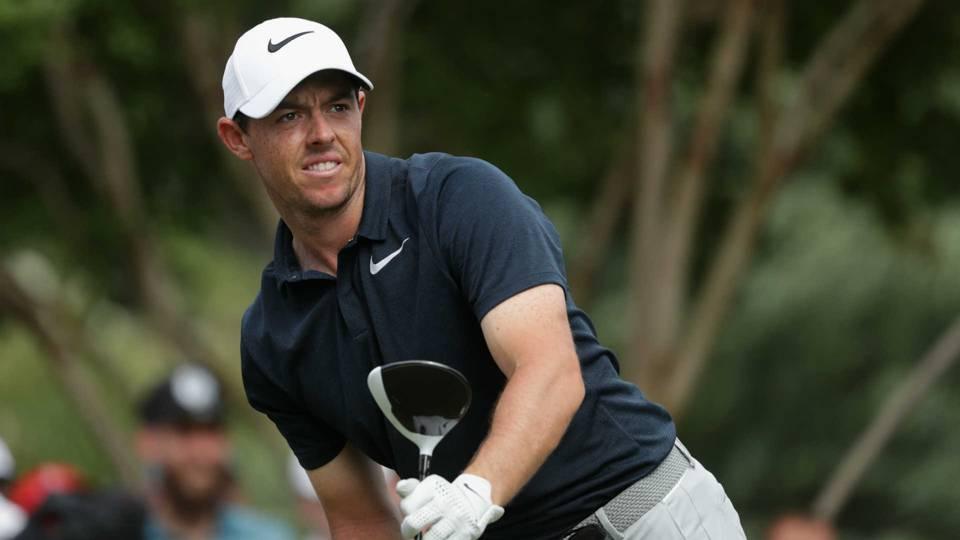 Rory McIlroy at PGA