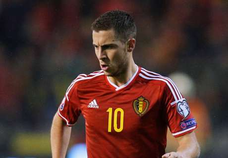 Belgium jump to second in Fifa rankings