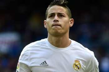 Juventus Bahas Transfer James Rodriguez?