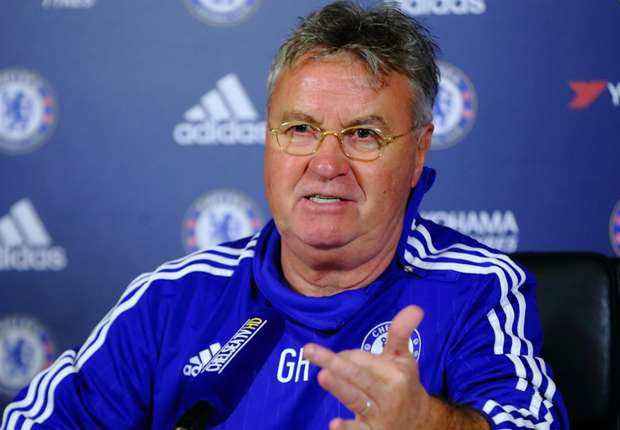 Hiddink confirms he WILL be leaving Chelsea