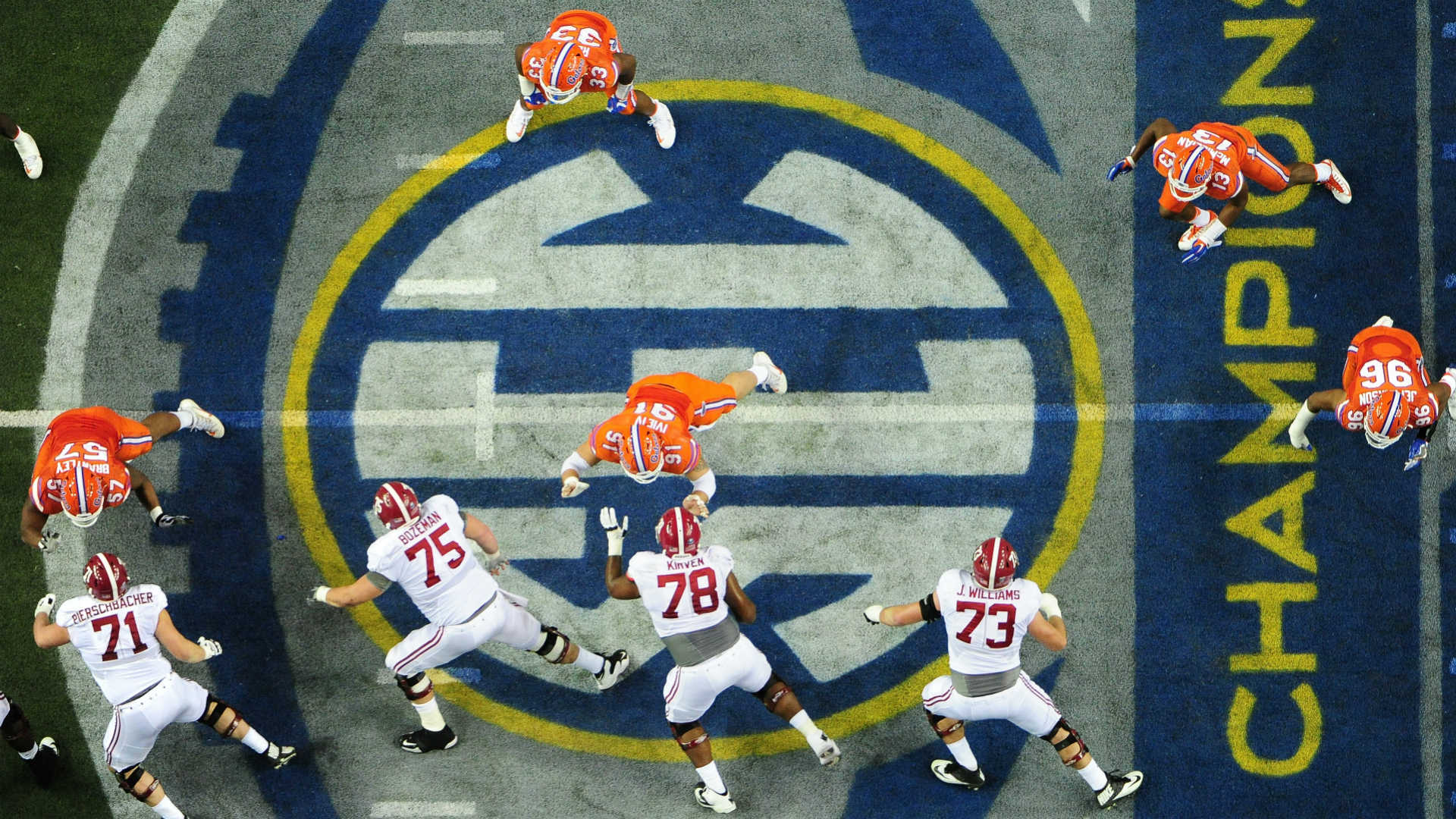 Don't move Auburn to SEC East; just get rid of divisions altogether