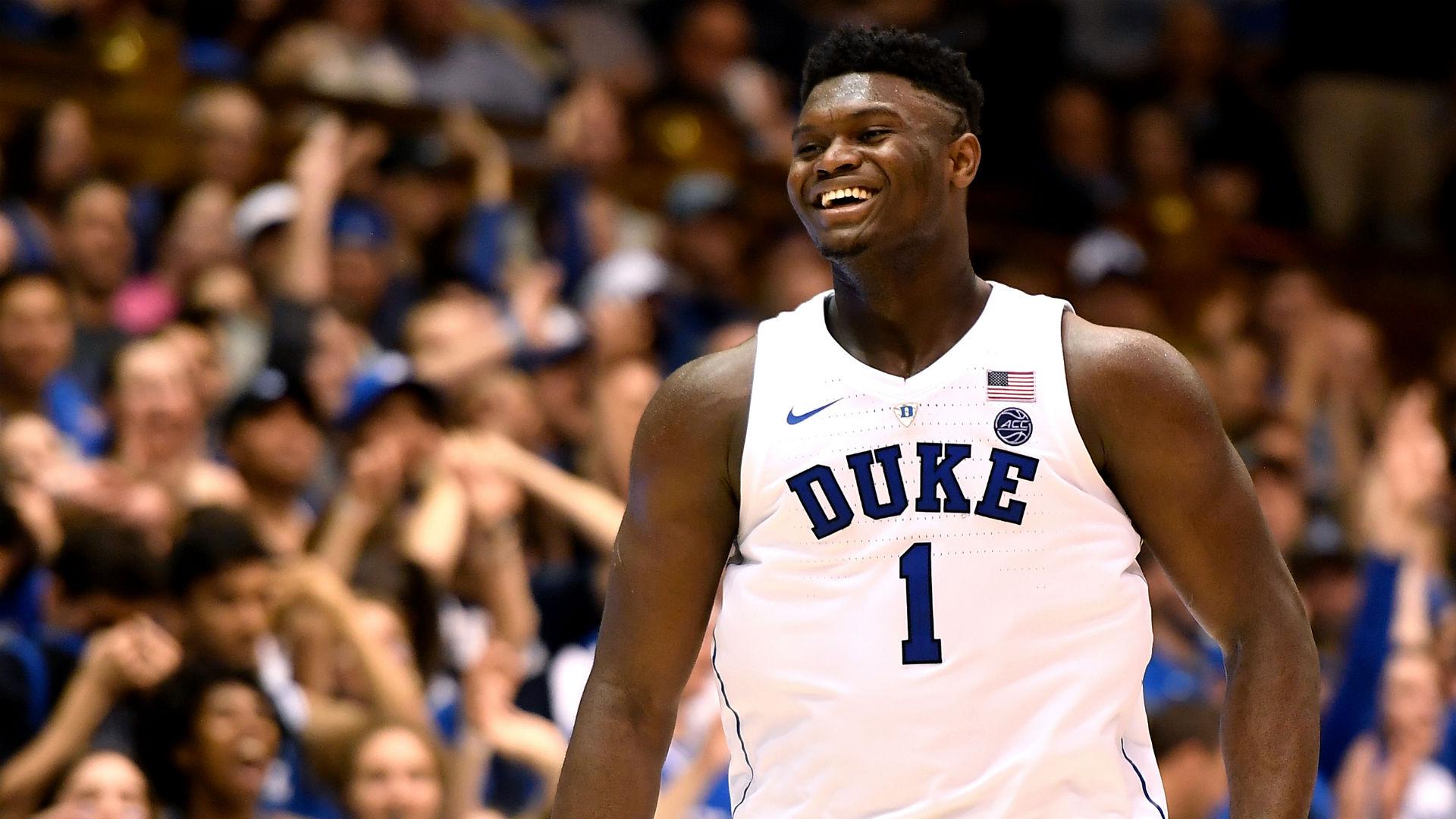Zion Williamson announces he's entering 2019 NBA Draft