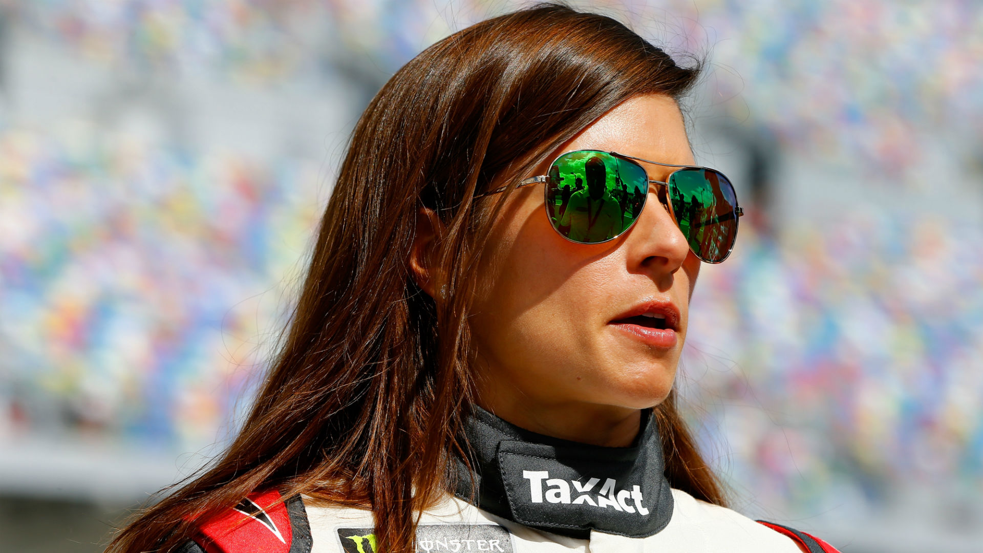 Danica Patrick on NASCAR future: '-I don'-t need an exit strategy'-