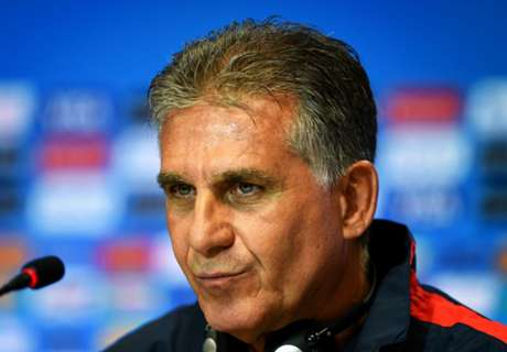 Queiroz quits Iran job